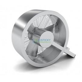 Podlahový ventilátor Stadler Form Q stříbrný - rozbaleno