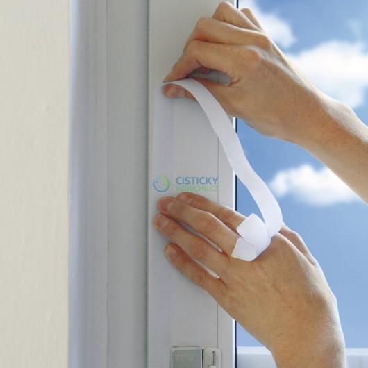 Izolace do okna pro mobilní klimatizaci