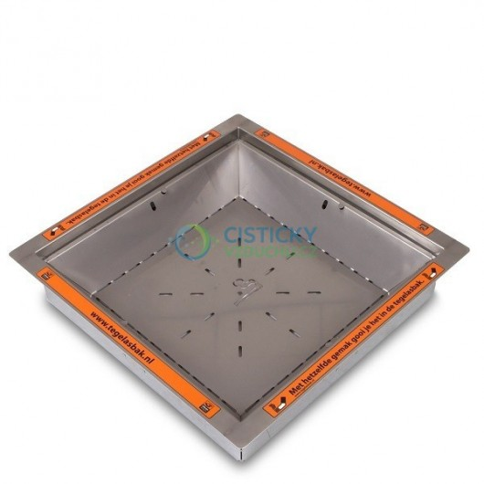 Popelník pod zem Clean Cube 600 Basic