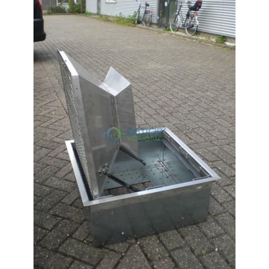 Podzemní popelník CleanCube 600 XL