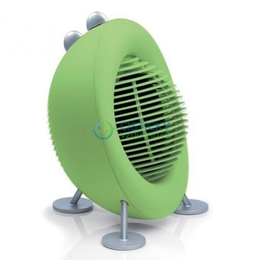 Teplovzdušný ventilátor Stadler Form Max limetkový