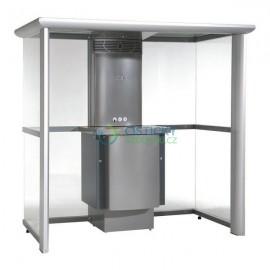 Kuřácká kabina Euromate Compact