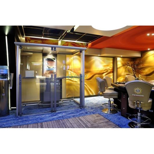 Kuřácká kabina Euromate Mezzo