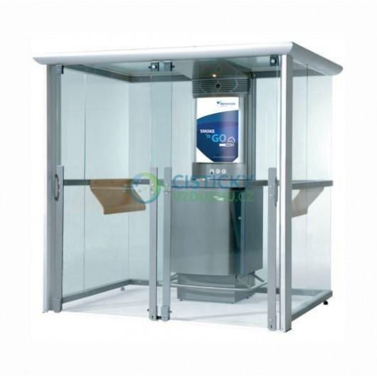 Kuřácká kabina Euromate Espace