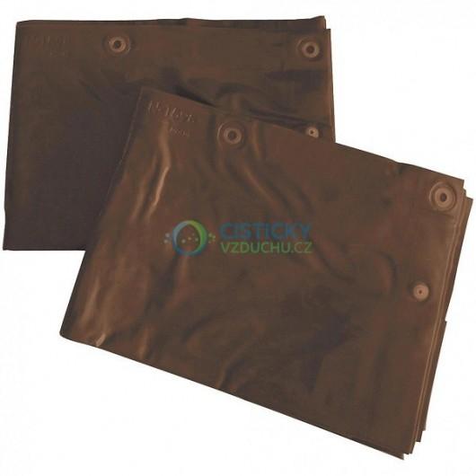 Ochranný svařovací závěs CEPRO Bronze (hnědý)
