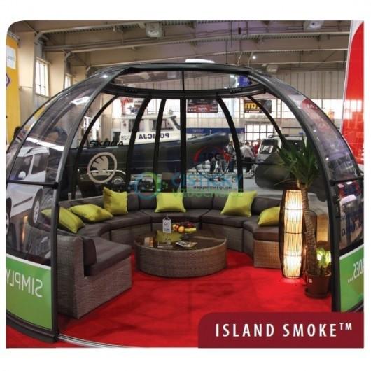 Venkovní kuřácký altán Island Smoke™