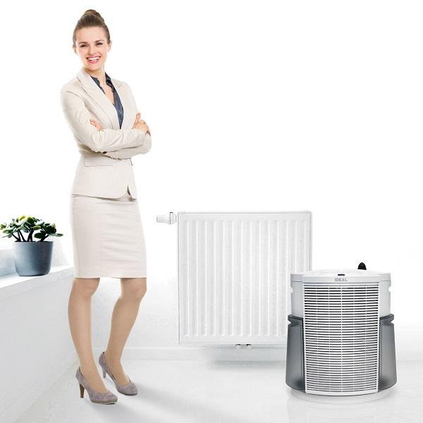 čistička vzduchu Ideal v kanceláři